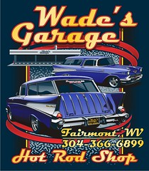 "Wade's Garage - Fairmont, WV • <a style=""font-size:0.8em;"" href=""http://www.flickr.com/photos/39998102@N07/14226313797/"" target=""_blank"">View on Flickr</a>"