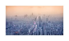 SZ Skyline III (::YS::) Tags: china light sunset urban skyline landscape asian poetry sony shenzhen yann chine savalle yasa alpha99 yannsavalle