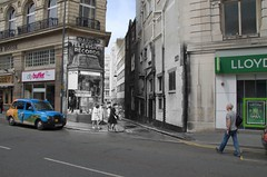 Brooks Alley, 1969 in 2014 (Keithjones84) Tags: liverpool thenandnow merseyside oldliverpool