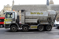 Jim'll Mix It (talltim1234) Tags: london westminster truck concrete mix cement mixer jim it clear lorry caution keep