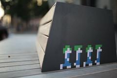 Steetart (sterreich_ungern) Tags: streetart berlin art germany arcade evolution pixel 44