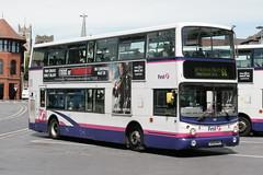 Volvo B7TL TransBus ALX400 (DennisDartSLF) Tags: bus volvo first ipswich transbus easterncounties alx400 32491 b7tl au53hkj