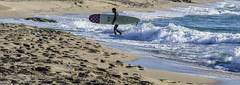 Surf (Chiara Di Cristofalo) Tags: boy sea summer men beach bay surf estate ilobsterit chiaradicristofalo