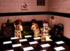 "Ghostbusters: ""don't cross the streams..."" (Legoagogo) Tags: lego ghostbusters chichester moc legoagogo"