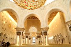 1E1A7260 (Rahul Gaywala) Tags: art wonder amazing dubai minaret muslim culture grand mosque chandelier zayed abu dhabi sheikh minarets amaze moslim namaz chandellier quaran