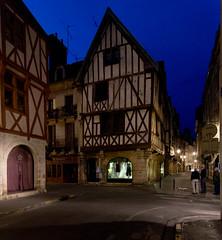 _DSC4576 (durr-architect) Tags: old city light france night square place dijon centre facades palace bourgogne libration