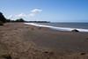 waimea beach park (AS500) Tags: park black beach hawaii coast town sand south kauai waimea