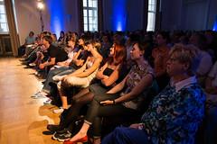 "Das Publikum ist bunt gemischt • <a style=""font-size:0.8em;"" href=""http://www.flickr.com/photos/125048265@N03/14403746909/"" target=""_blank"">View on Flickr</a>"