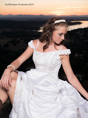 Runaway Bride Photoshoot (DreyerPictures (3.5 million views - Thank You!)) Tags: california sunset portrait white lumix us lowlight panasonic lincoln m43 gh4 mirrorless microfourthirds m43ftw dreyerpicturescom