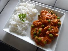 CTM (kirstenreich) Tags: food chicken essen reis kochen ctm hähnchenfleisch