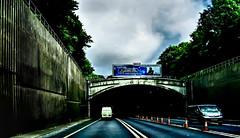 Where Does It Go... (Dave McGlinchey) Tags: road mersey merseyside merseytunnel a59 rivermersey roadtunnel underwatertunnel wheredoesitgo thekingswaytunnel