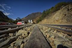 Rieles del Ferrocarril Central. (aayarza) Tags: dc nikon sigma hsm d7100 816mmf4556