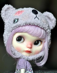 Shaz Bear Hat ♥...*Creamy Mami**