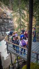 Johnston Canyon (Amsk) Tags: banff johnstoncanyon