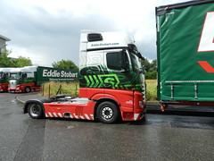 GN14WLR H3336 Eddie Stobart Mercedes 'Keavy' (graham19492000) Tags: mercedes eddie keavy stobart eddiestobart h3336 gn14wlr