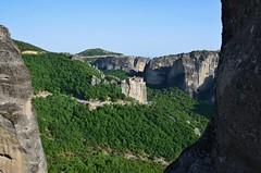 Monastery of Rousanou, mid-16th cnt., Meteora (14) (Prof. Mortel) Tags: greece monastery meteora rousanou