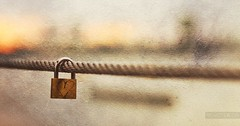 181/365 I love London... (Photographordie) Tags: sunset london texture love thames fence river 50mm bokeh lock olympus londres f2 tamesis 502 2014 ilovelondon zd50mm e620 skeletalmess olympuse620