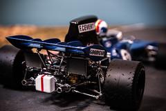 F1 Tyrrell 003  F.Cevert (Jon Zazpe) Tags: one 1 formula 118 tyrrell diecast formule exoto
