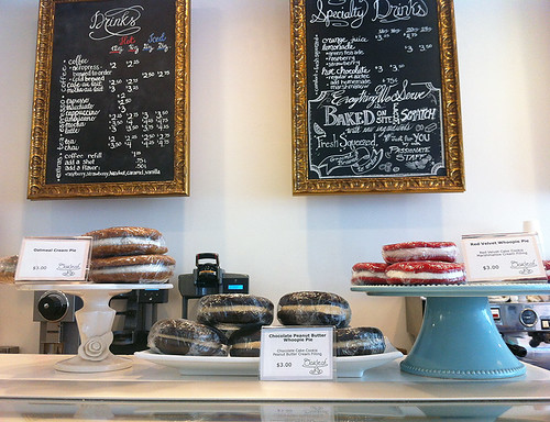 Whoopie Pies and Menus