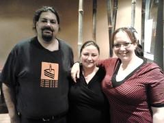 PRK, Ju and Missy 2013