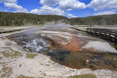IMG_1432 Yellowstone (Alex Hsieh ()) Tags: summer canon spring montana roadtrip national yellowstonenationalpark yellowstone wyoming geyser 6d 2014 canon6d