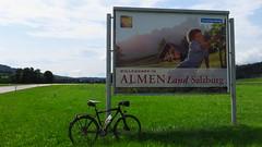 um Kolomansberg (twinni) Tags: salzburg bike austria sterreich felt obersterreich biketour slt qx100 trekkingbike mw1504 trekkingbiketour 13072014