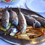 "Fresh Fish Dinner @ Pansion Matana <a style=""margin-left:10px; font-size:0.8em;"" href=""http://www.flickr.com/photos/14315427@N00/14645974050/"" target=""_blank"">@flickr</a>"