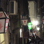 "Lanterns in Dubrovnik Alleys <a style=""margin-left:10px; font-size:0.8em;"" href=""http://www.flickr.com/photos/14315427@N00/14646057478/"" target=""_blank"">@flickr</a>"