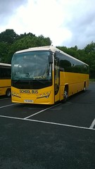Plaxton Leopard bodied Volvo (Phill_129) Tags: school bus volvo coach education board leopard plaxton