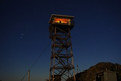 53 feet up (Oregonlahar) Tags: oregon butte oregonlahar firelookouttower kevincoughlin fairviewbuttelookout kevinkearneycoughlin