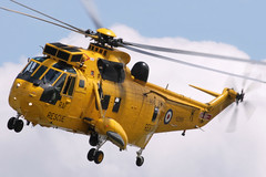 Westland Sea King HAR3 (nickchalloner) Tags: show sea k 22 h3 king force air royal airshow international westland raf wtn squadron waddington sqn har3 s61 sqdn ws61 egxw xz595