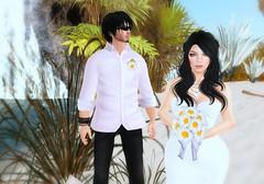 Hard Rust and Spirit Eleonara Get Hitched! (Spirit Eleonara) Tags: life light shadow colour love photography alley hard marriage sexiest second hotties weddings