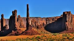 Yei bi chei and Totem pole (flowerikka) Tags: usa germany utah us totempole indians navajo monumentvalley religioussymbol yeibichei navajotribal