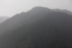 Misty Mountains (colinemcbride) Tags: mer france mountains alps way de europe steves rick du alpine le valley midi chamonix mont blanc glace hautesavoie aguille dpartement rhnealpes chamounix brvent montenvers