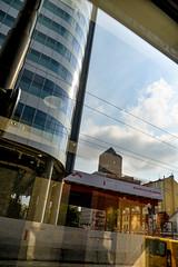 Tour Incity - Lyon (smazoyer) Tags: urban tower architecture lyon rhne incity tourincity