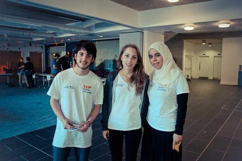 TEDxSussexUniversity 2014