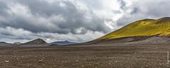 Iceland - Fjallabak (Henk Verheyen) Tags: ijsland iceland autumn buiten herfst landscape landschap nature natuur outdoor outsite clouds wolken fjallabaksleid
