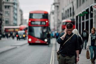 Man vs. Bus