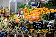 La Boqueria Food Market in Barcelona (Colin McLurg) Tags: laboqueria foodmarket barcelona spain colinmclurg fruit vegetables marketstall shop lasramblas