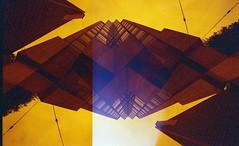 cast off (m_travels) Tags: architecture transamericabuiliding pyramid multiple abstract art incamera noedit doubleexposure konorotwild400cn 35mmfilm filmphotography experimental analogue lightleak motionpicturefilm sanfrancisco city urban downtown skyscrapers
