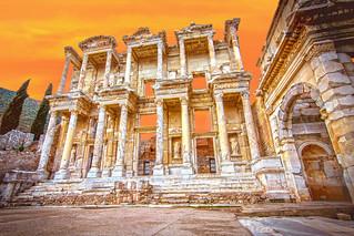 Celsus Kütüphanesi (Celsus Library)