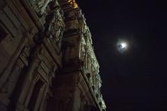 Virupaksha Temple at night (JohnMawer) Tags: karnataka virupaksha temple hampi india virupakshatemple in vijayanagaraempire