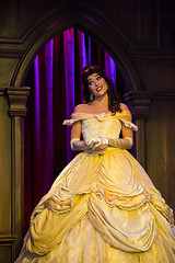 Beauty and the Beast show at the Royal Theatre in Disneyland (GMLSKIS) Tags: disney anaheim california disneyland fantasyfaire royal theatrebeauty beast belle princess beauty