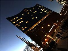 1039-AUDITORIO DE HAMBURGO (--MARCO POLO--) Tags: atardeceres ocasos ciudades rincones edificios arquitectura