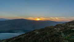 DSC_2151-10.jpg (TinaKav) Tags: cowicklow landscape sunset ireland water land outdoor orangesky bluesky wicklowmountains 2017 scenery outside lough nikond7100 scenic lake sky evening guinnesslake nikon