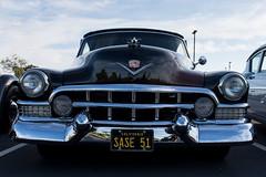 Cadillac Grill (maberto) Tags: caddy cadillac california carshow d7200 folsom nikon carsandcoffee classic ©bradmaberto grill chrome