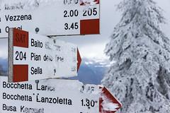 Val Formica (albertoluc) Tags: valformica asiago altopianodiasiago 7comuni montagna mountain inverno winter neve snow rifugiovalformica rifugiolarici freddo cold chill