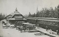 170412ncatwork (NCPR) Tags: ncatwork 1890s adirondacks saranaclake transportation tourism
