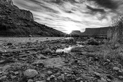 The Colorado River (dshoning) Tags: odc utah river rocks buttes moab
