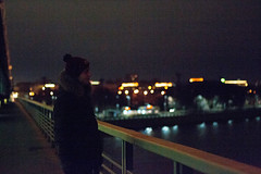 cold walks (comeonpartypeople) Tags: night nightfall midnight evening evenings vorobievygory moscow msu moscowstateuniversity river water bridge bokeh bright beautiful beauty black light lights city cityscape landscape metro subway railway deepnight digital dark darkness russia russian man rays geometry mirror empty march film grain filmgrain nikon 50mm romance train trains contrast conceptual portrait outdoor quiet peace silence silhouette stars shadows shadow sky moskva colors citylights exposure depthoffield amazing people photography indie industrial urban reflections reflection road ray winter arthur